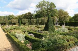 Parc de Pignerolle - la végétation -